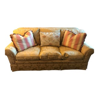2000s Century Traditional Sofa For Sale