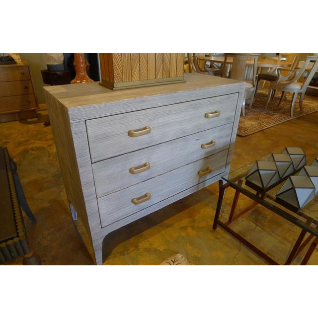 Customizable Paul Marra Distressed Fir Chest - Image 7 of 7