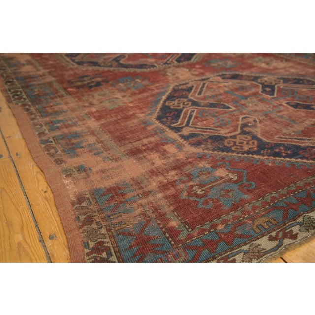 "Vintage Caucasian Carpet - 5'8"" X 7'6"" - Image 8 of 9"