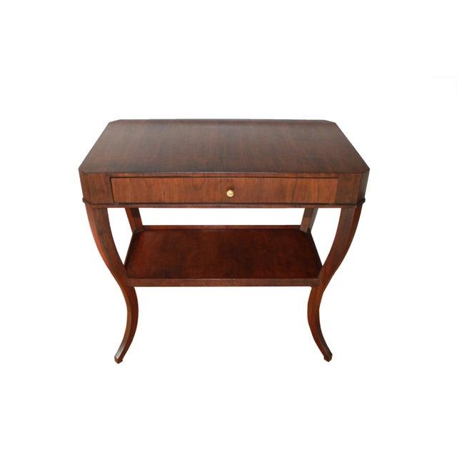 Niermann Weeks Niermann Weeks Saint Cloud Tables - a Pair For Sale - Image 4 of 12