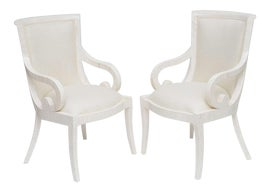 Image of Silk Club Chairs