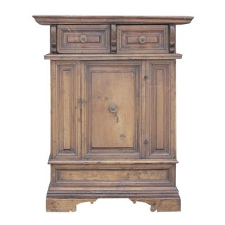 18th Century Renaissance Styled Cabinet For Sale