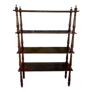 19th Century French Louis Phillipe Etagere For Sale