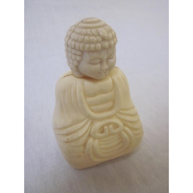 Refillable Buddha Fragrance Bottles - A Pair - Image 4 of 7