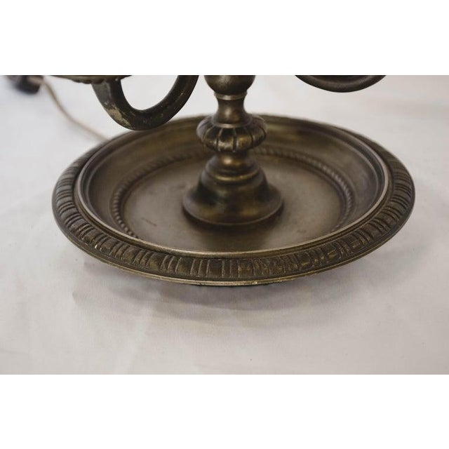 Metal French Bouilotte Lamp For Sale - Image 7 of 12
