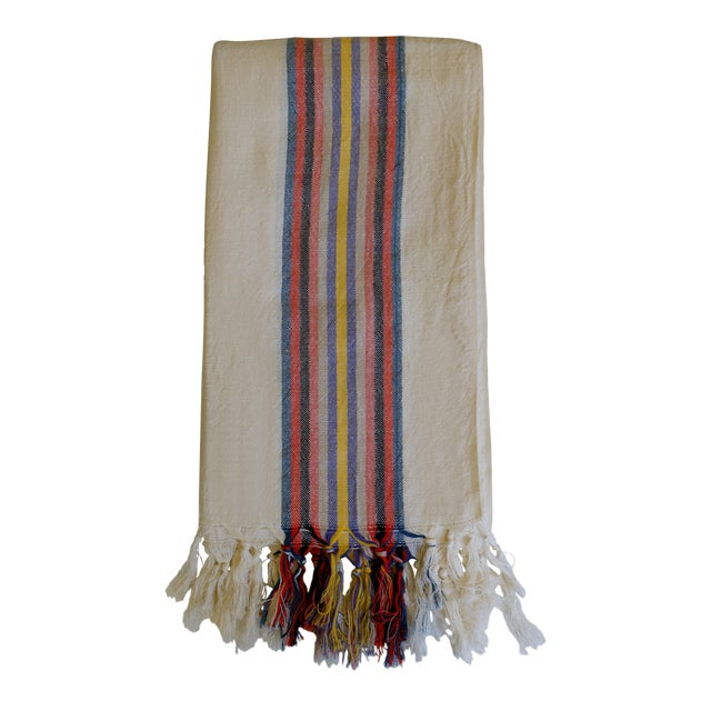 Turkish Hand Made Towel With Natural/Organic Cotton For Sale