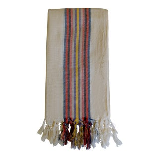 Turkish Hand Made Towel With Natural/Organic Cotton and Fast Drying,37x70 Inches For Sale