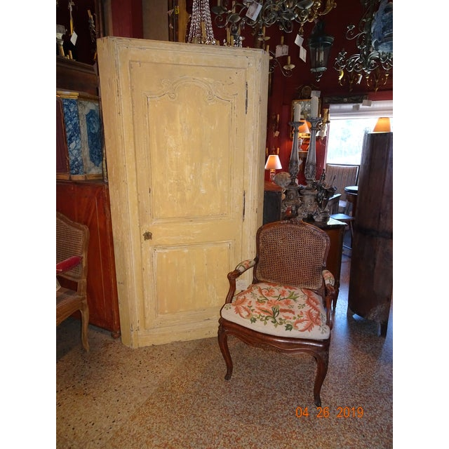 19th Century French Corner Cabinet For Sale - Image 11 of 12