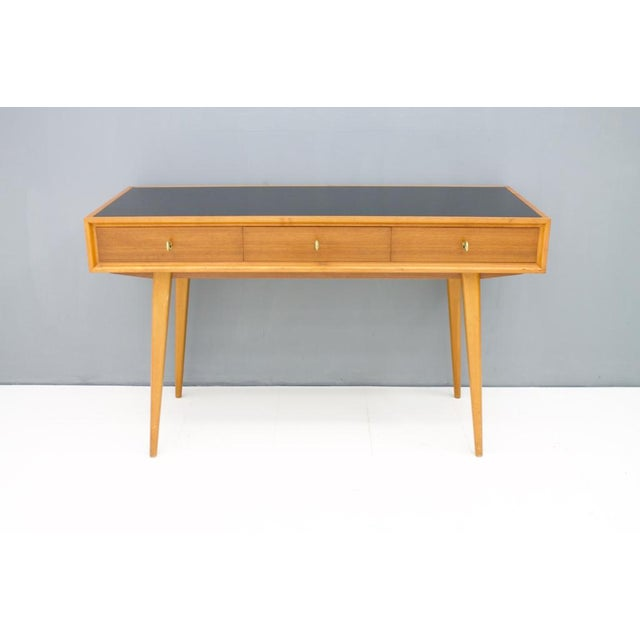 Console Table Vanity by Helmut Magg, Germany, 1950s For Sale - Image 13 of 13