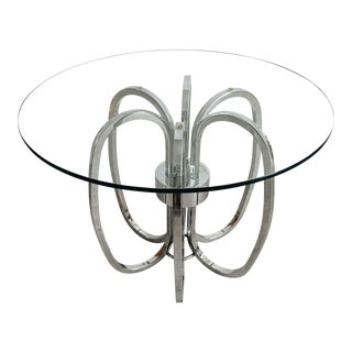 Space Age Milo Baughman Spider Table For Sale