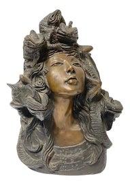 Image of Art Nouveau Sculpture