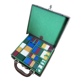 Vintage Gucci Travel Gaming Set