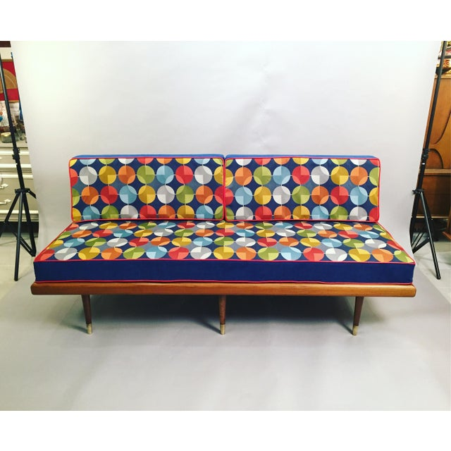 Mid-Century Danish Modern Daybed/Settee or Sofa - Image 2 of 8