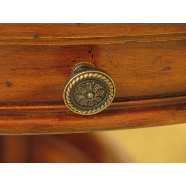 Artistica Round Card Poker Games Table For Sale - Image 10 of 13