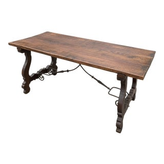 Mid 19th Century French Dining Table For Sale