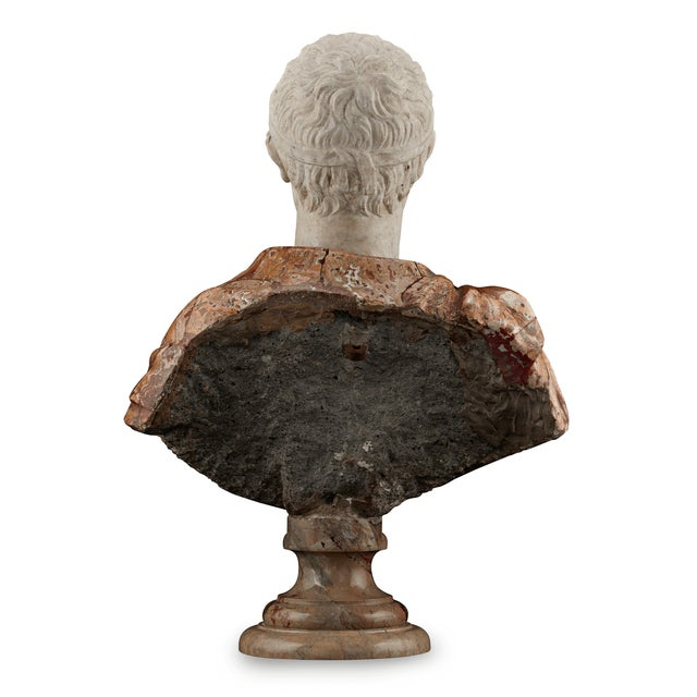 17th-Century Italian Portrait Busts For Sale In New Orleans - Image 6 of 11