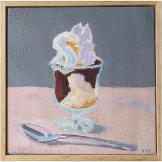 Hot Fudge Sundae by Anne Carrozza Remick For Sale