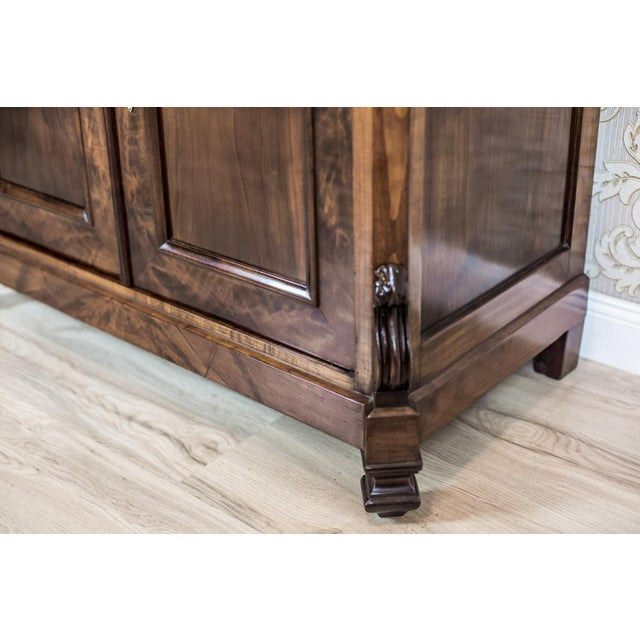 Wood 19th Century Louis Philippe Cabinet For Sale - Image 7 of 13