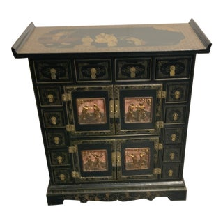 Mid 20th Century Chinese Cabinet For Sale