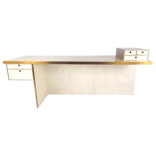 "Modern ""Dillon"" Executive Desk For Sale"