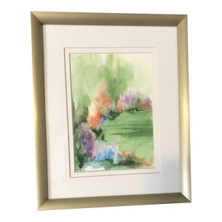 Contemporary Giclee Impressionist Print