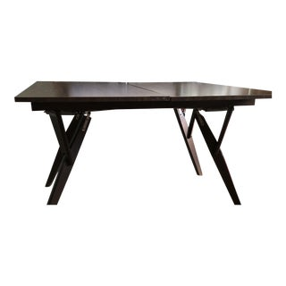 1950s Mid-Century Modern Bernard Castro Convertible Coffee/Dining Table For Sale