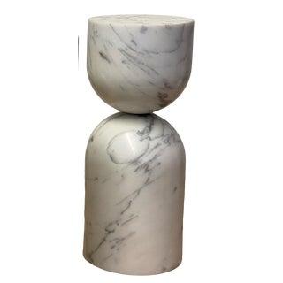 Medium Marble Tabletop Pillars For Sale