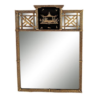 Friedman Brothers Shun Wo Dynasty Wall Mirror