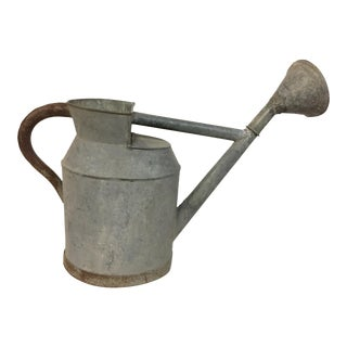 Metal Watering Can For Sale
