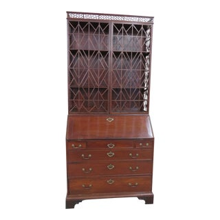 Antique 18thC Federal Style Secretary Desk For Sale