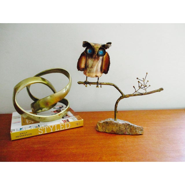 Modernist Abstract Free Form Sculpture or Bookend - Image 9 of 10