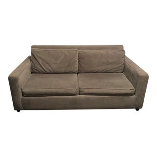 Dove Gray West Elm Sofa