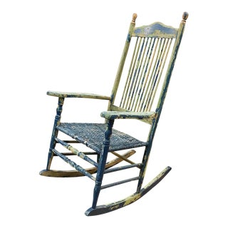 Vintage Porch Rocking Chair