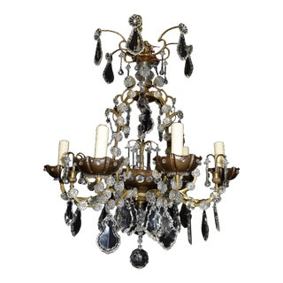 Antique lighting, chandelier For Sale