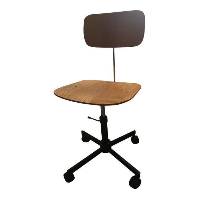 Vintage Swivel Office Chair Made by Rabami Stole - Image 1 of 8
