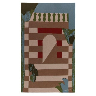 Wayne Pate - View Cashmere Blanket, 51' X 71' For Sale
