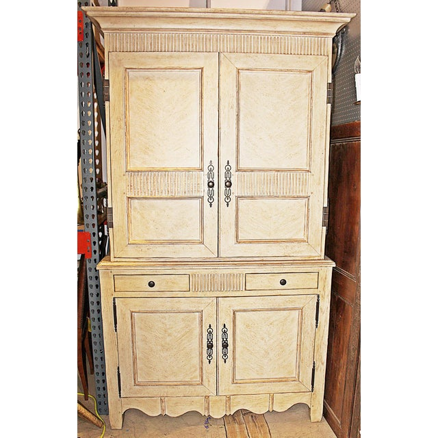 Baker Linen Press Armoire - Image 2 of 12