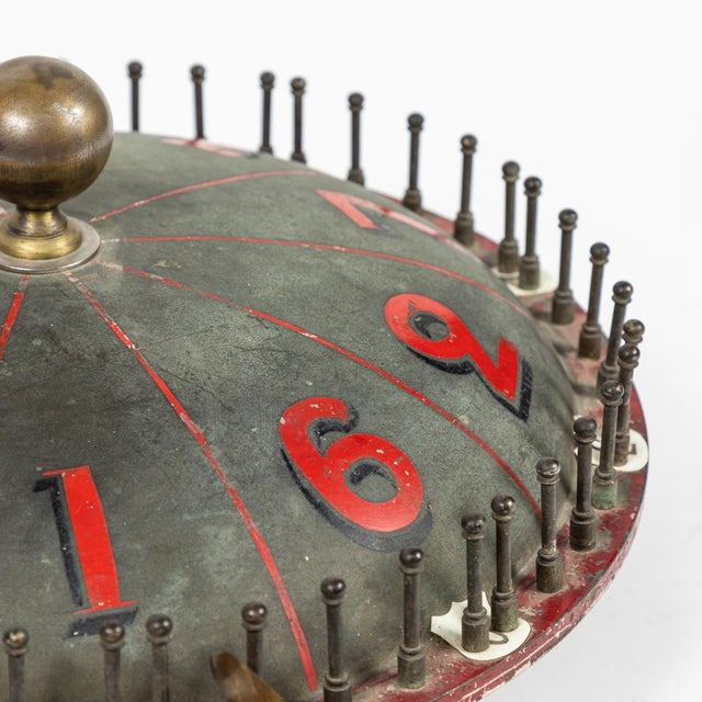 Victorian Roulette Game For Sale - Image 9 of 12