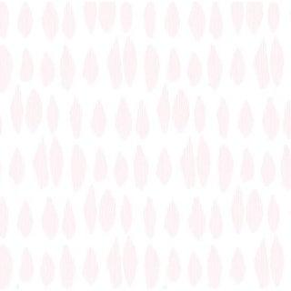 Cascade Blush Prepasted Wallpaper For Sale