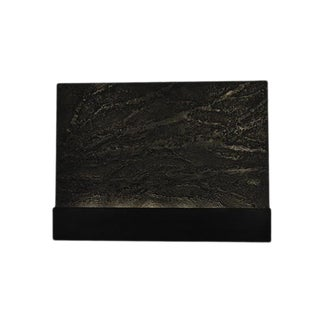 Origines Black Wall Board by Christine Rouviere For Sale