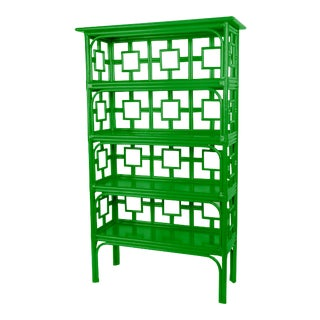Sobe Etagere - Bright Green For Sale