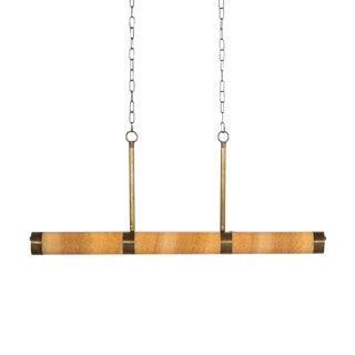 Gold Marble Stream Light Pendant