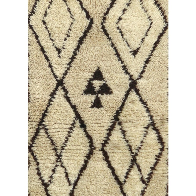 Vintage Moroccan Azilal Runner - 2′5″ × 6′2″ For Sale - Image 4 of 7