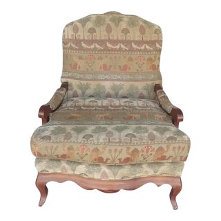 Sam Moore Furniture Upholstered Bergere Armchair
