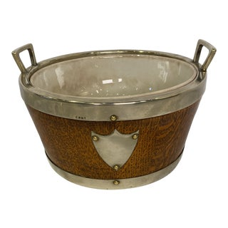 Early 20th-C. English Trophy Bowl For Sale
