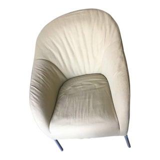 "Contemporary Molteni & Co. Italian ""Birdy"" Arm Chair For Sale"