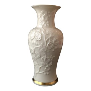 Vintage Lenox Ming Blossom Flower Vase