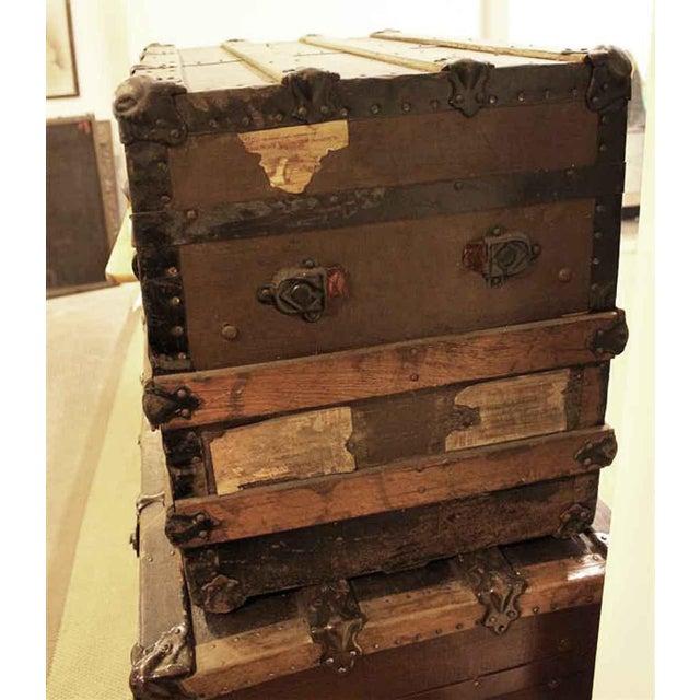 Pine Storage Trunk - Image 6 of 10