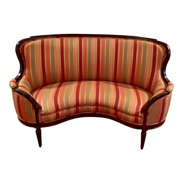 19th Century Louis XVI Canapé For Sale