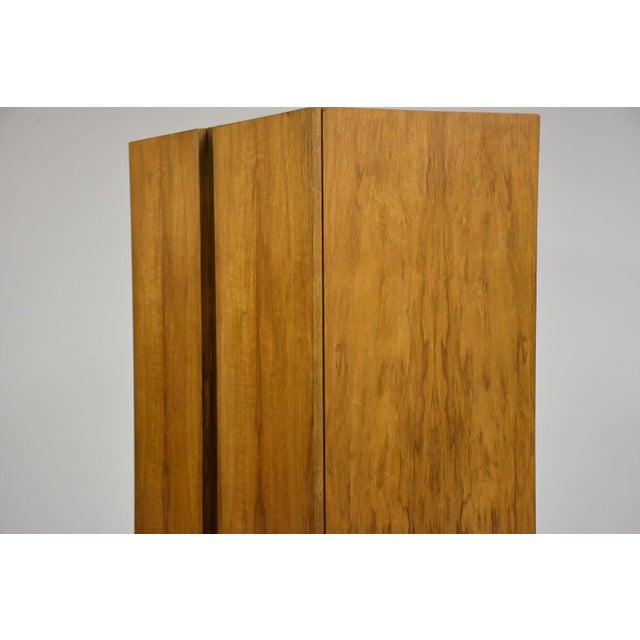 Brown Milo Baughman for Thayer Coggin Armoire Dresser For Sale - Image 8 of 11